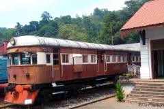 National railway museum is the national railway museum of Sri Lanka, located in Kadugannawa.