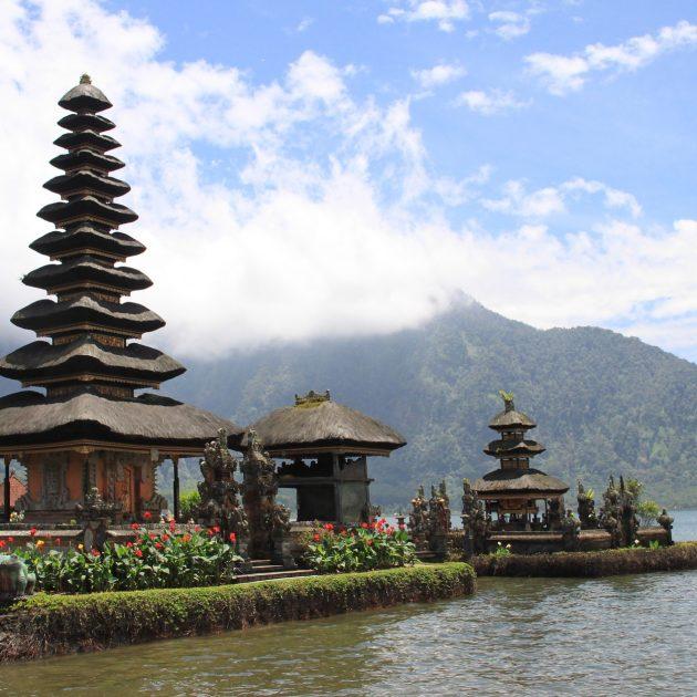 Bali Temple Karuya BhramanTea